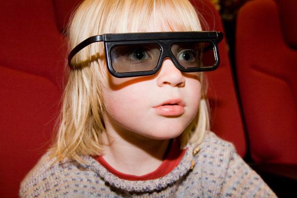 Фото №1 - Маленький зритель большого экрана