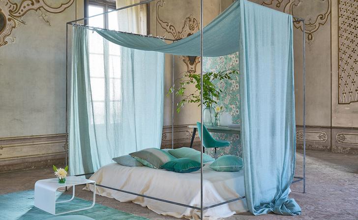 Фото №3 - Как выбрать шторы в спальню: 4 идеи