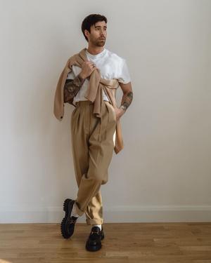 Фото №5 - Эстетическое удовольствие: топ-5 самых стильных fashion-аккаунтов парней в Инстаграме