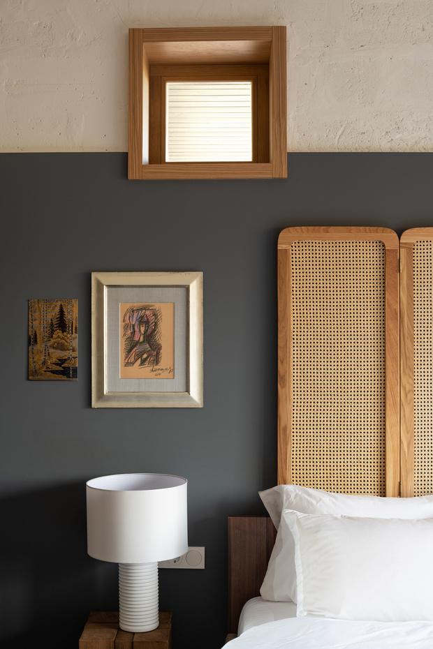 Фото №5 - Природные мотивы в спальне: советы и идеи
