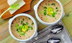 Суп из брынзы