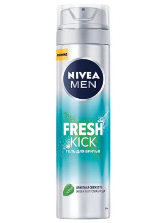 Фото №4 - Всегда естественно свеж: идеальные средства Nivea MEN Fresh Kick для бодрого начала дня