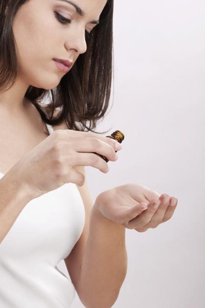 Эфирное масло пачули для лица