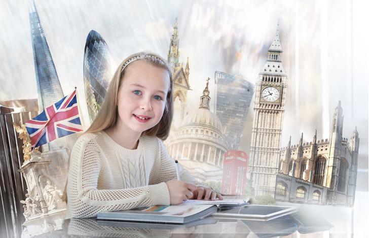 Фото №1 - Как учить английский, чтобы ребенок его полюбил