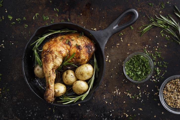можно ли есть курицу каждый день