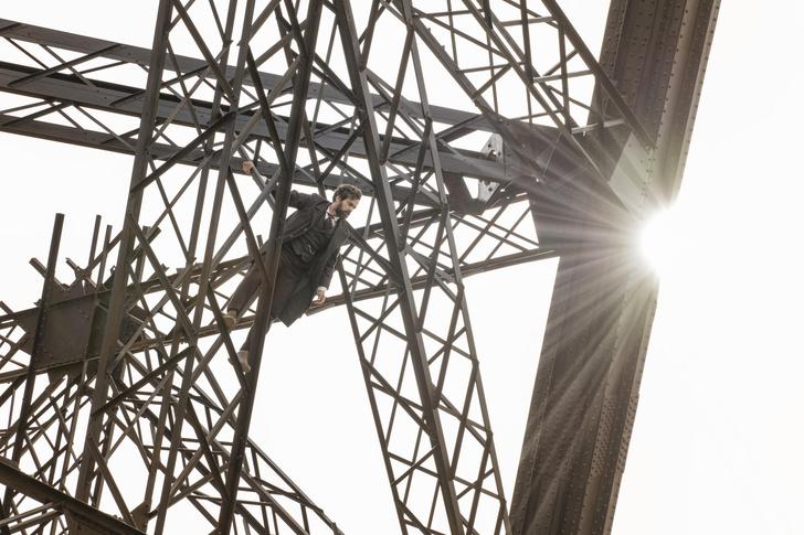 Фото №5 - Башня в виде буквы «А»: 5 удивительных фактов о символе Парижа из нового фильма «Эйфель»