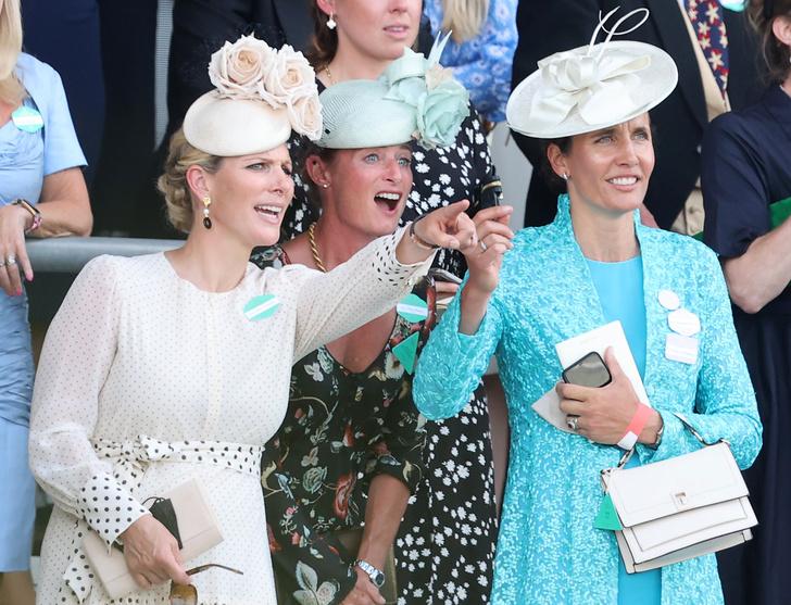Фото №1 - Лучшие образы на открытии Royal Ascot 2021 (и немного безумных шляп)