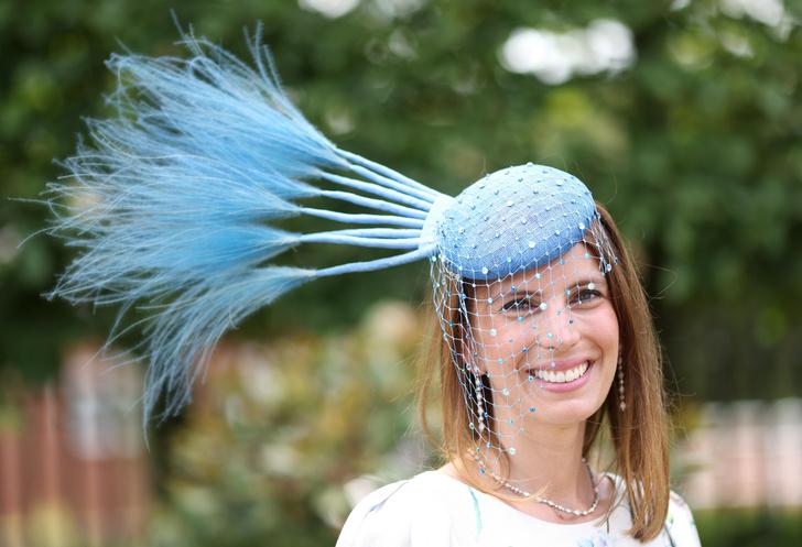 Фото №22 - Лучшие образы на открытии Royal Ascot 2021 (и немного безумных шляп)
