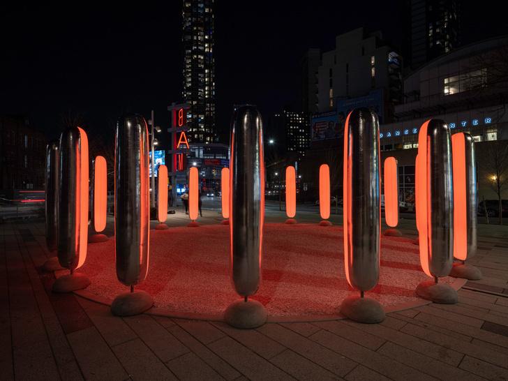 Фото №3 - Breathing Pavilion: инсталляция Экене Иджеома в Бруклине