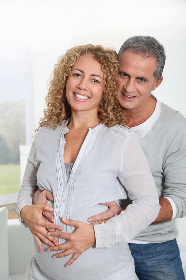 Фото №1 - Врачи советует рожать первого ребенка до 35 лет
