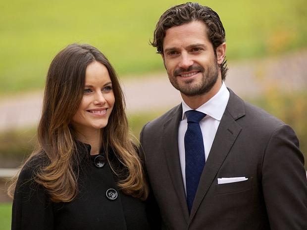 Фото №2 - Не только Меган: 8 знаменитостей, которые вышли замуж за принцев и аристократов