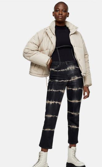 Фото №17 - Самые трендовые джинсы сезона весна-лето 2021: собрали 11 пар, которые украсят ваш гардероб