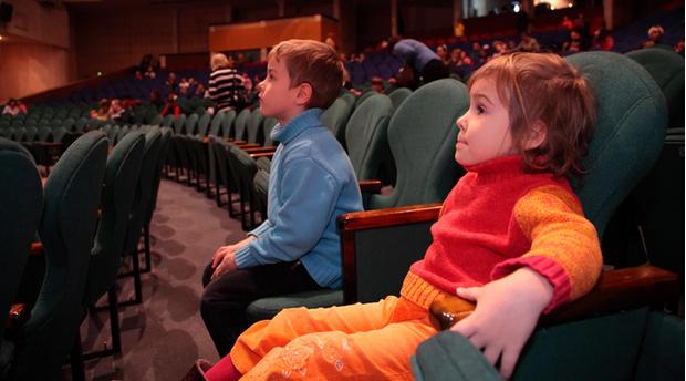 Фото №1 - В Киеве стартовало детское «Евровидение»