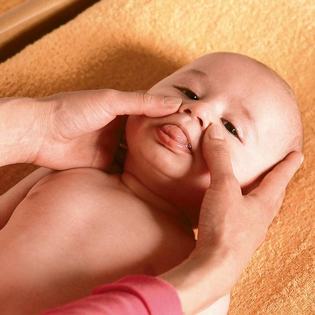 Фото №2 - Мастер-класс: детский массаж
