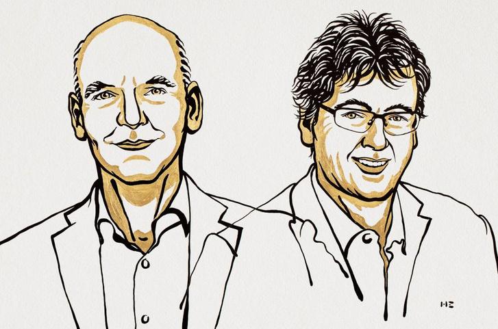 Фото №1 - Названы лауреаты Нобелевской премии по химии