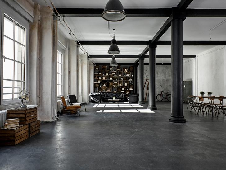 Фото №3 - Как оформить квартиру в стиле лофт: советы дизайнера