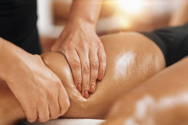 Фото №2 - Лимфодренажный массаж: суть, техника и противопоказания