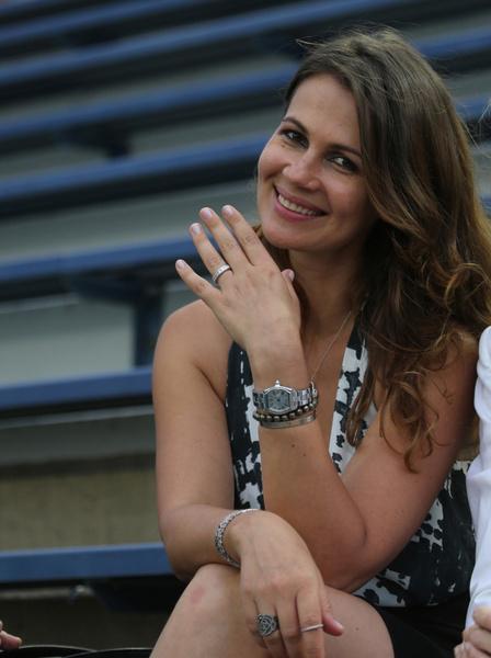 Фото №14 - Женщина ее мечты: как последняя Мисс СССР после любовных драм с мужчинами вступила в брак с известной теннисисткой