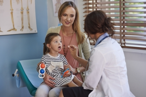 Фарингит у детей: методы лечения
