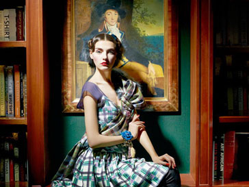 34a69421fe5cd0 В Москве открылась выставка Dior — www.wday.ru