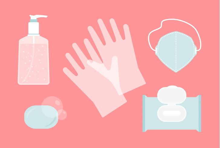 Фото №1 - Как носить маски и перчатки в жару 🔥