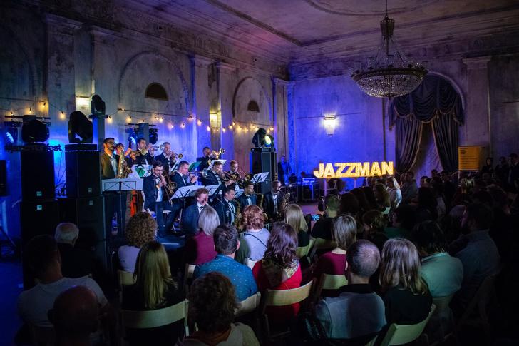 Фото №1 - Мужской джаз и театр на фестивале JAZZMAN
