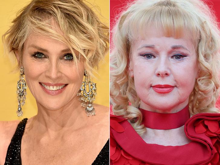 Фото №2 - Отечественные и западные звезды-ровесницы: кто выглядит старше, а кто— моложе