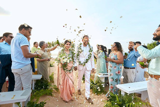 Фото №5 - Искусство свадьбы по шри-ланкийски