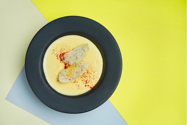 Фото №1 - Крем-суп из курицы. Простые рецепты