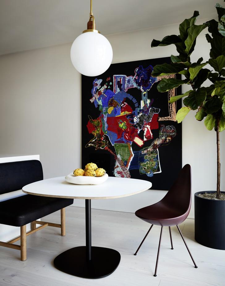 Фото №10 - Дизайнерские апартаменты с видом на Гудзон