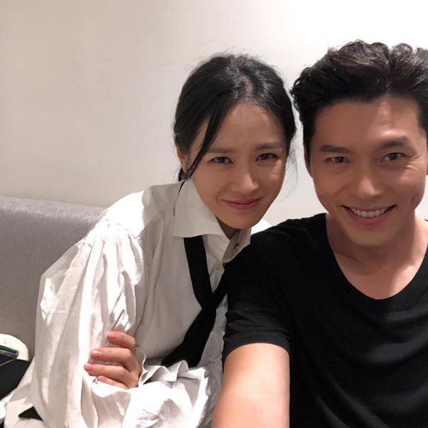 Фото №6 - Любовное приземление: Хён Бин и Сон Е Джин правда встречаются 🥰