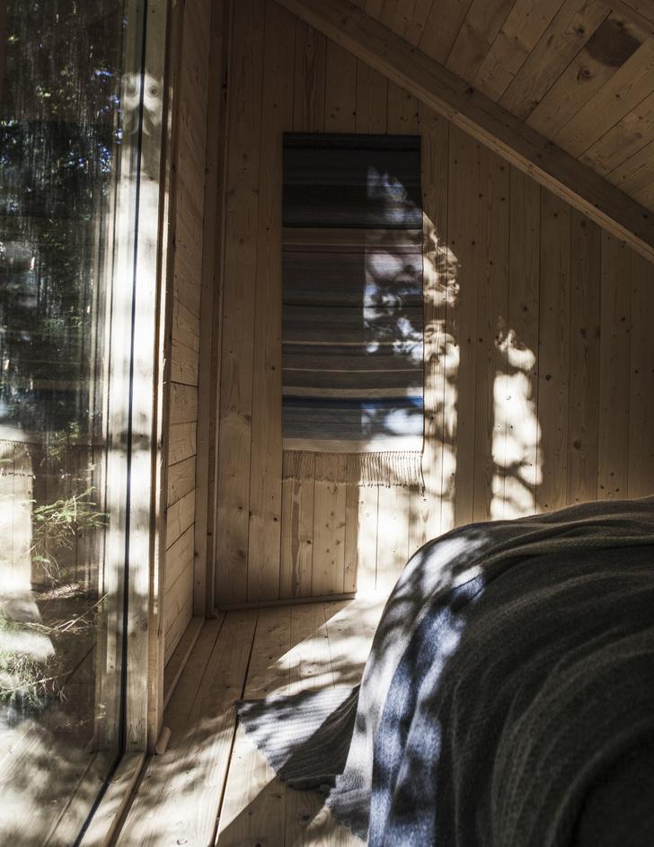 Фото №3 - Эко-отель Stedsans in the Woods в Швеции