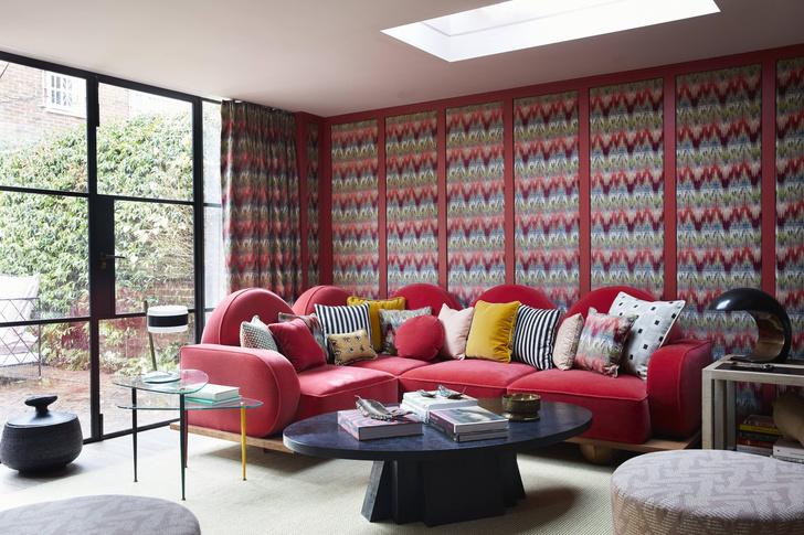 Фото №10 - Дом в Лондоне в эклектичном стиле