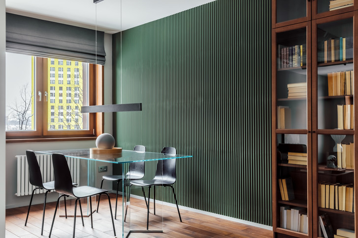 Фото №4 - Квартира 124 м² для искусствоведа и ученого в Химках