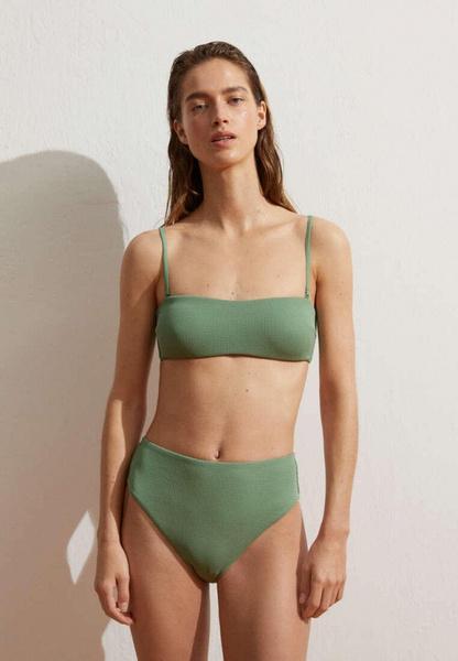 Фото №2 - Как скрыть бока и животик: выбираем купальник с высокой талией и другие модные модели