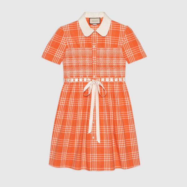 Фото №2 - И мне такое, но с перламутровыми пуговицами: Gucci выпустил платье для мужчин
