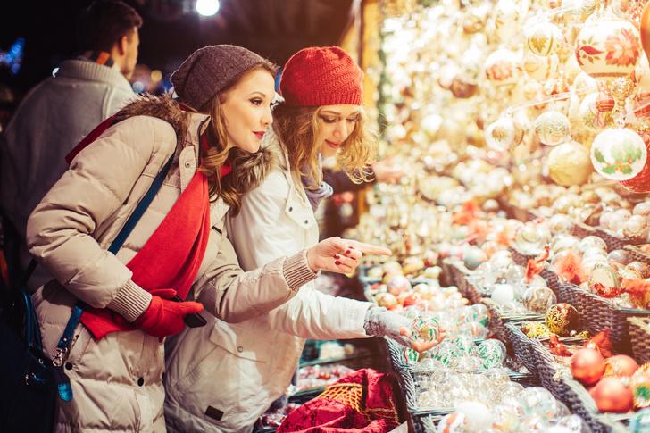 Ошибки новогоднего шопинга