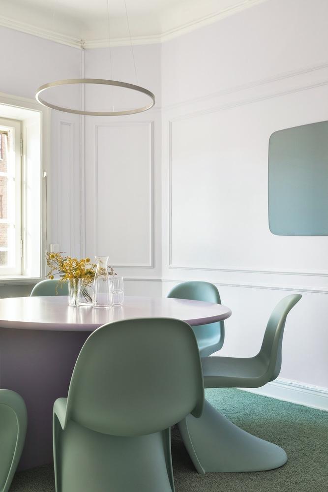 Фото №10 - Салон красоты в пастельных тонах в Стокгольме