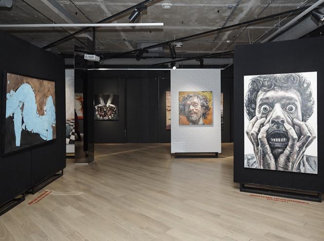 Фото №2 - Краснодарский феномен. Группа «Тихие»: как прошло открытие новой выставки в галерее VS unio