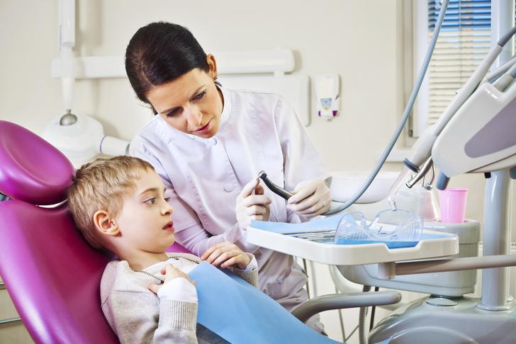 Фото №2 - Первый раз к стоматологу: как подготовить ребенка