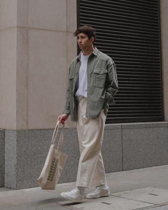 Фото №2 - Как одеваться стильно и недорого: модные советы для парней