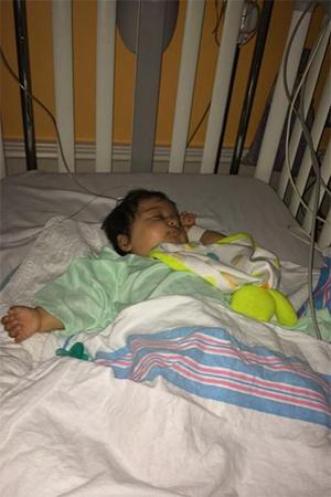 Фото №3 - Счастливые истории: 10-месячная девочка выиграла борьбу с раком