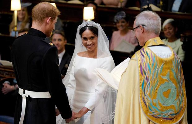 Фото №1 - Представлены доказательства, что Меган Маркл солгала про «ненастоящую свадебную церемонию»