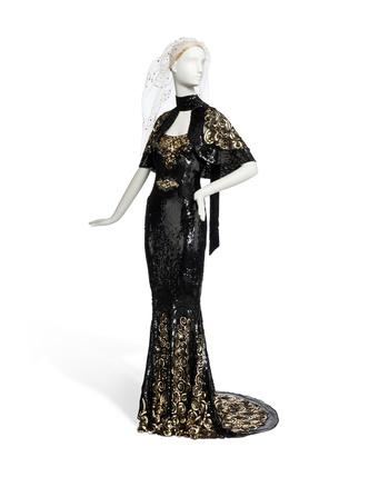 Фото №10 - Звездный дизайнер и подруга Мика Джаггера: самые роскошные наряды Л'Рен Скотт
