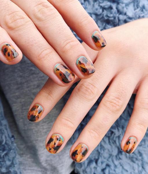 Фото №5 - Красивый маникюр для коротких ногтей: 7 идей
