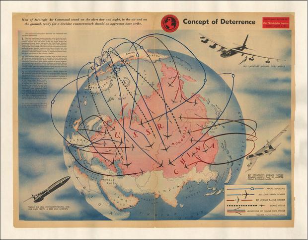 Фото №5 - 5 исторических антисоветских карт