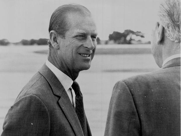 Фото №4 - Назад к корням: как прошел первый визит принца Филиппа в СССР