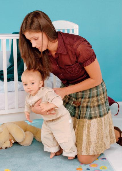 Фото №4 - Первые шаги: 7 упражнений, чтобы малыш быстрее пошел сам