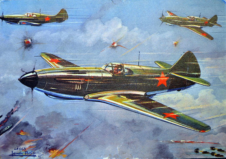 Фото №2 - 5 героических фактов об истребителе Ла-5