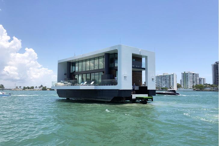 Фото №4 - Яхта, лайнер, баржа и другие способы жить на воде